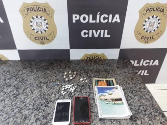 Polícia Civil cumpre mandado em cela do Presídio Regional de Santo Ângelo