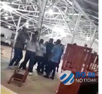 Confira Vídeo: Vice-prefeito de Alegria, acusado desferir soco em mulher, nega agressão