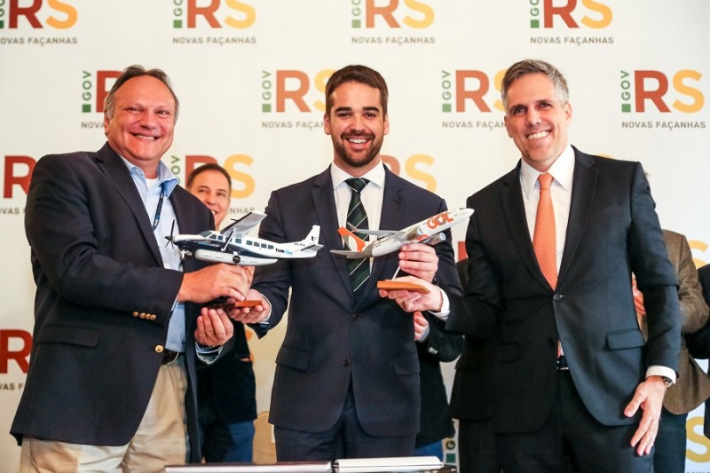 Novos voos regionais começam a operar no RS dia 20 de setembro