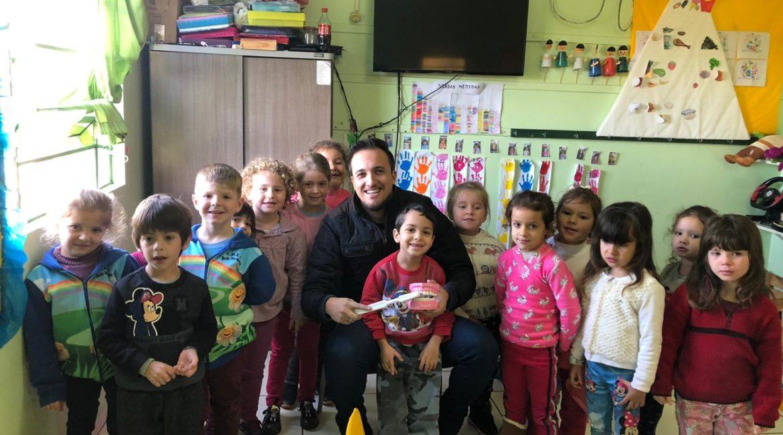 Chiapetta: Programa Saúde na Escola leva cuidados odontológicos aos alunos