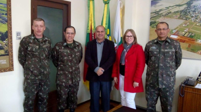 Coronel Bicaco: Junta de Serviço Militar foi inspecionada na última semana