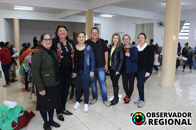 Braga: Campanha do Agasalho beneficia cerca de 140 famílias