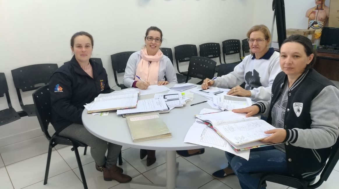 Chiapetta: Monitoramento da Vacina Contra a Febre Amarela no interior do município de Chiapetta