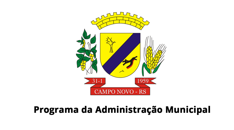 Confira Áudio: Informativo da Administração Municipal de Campo Novo em 12.07.19