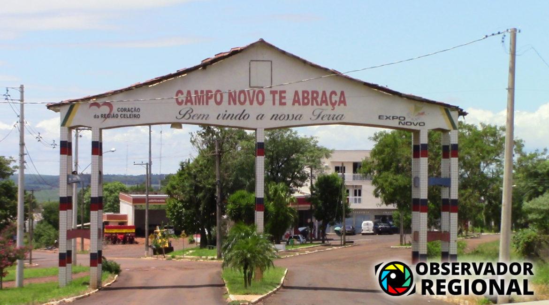 Administração Municipal anuncia pacote de obras para Campo Novo
