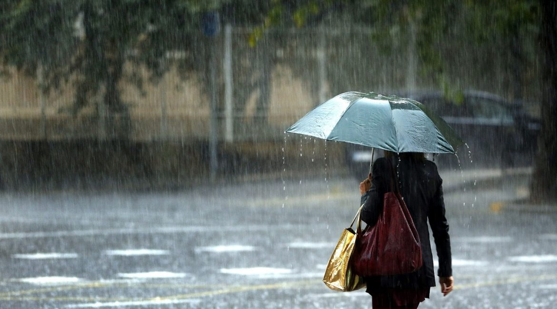 Frente fria avança e traz chuva ao RS nesta segunda-feira