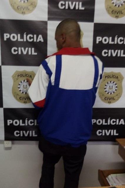 POLÍCIA CIVIL PRENDE PREVENTIVAMENTE APONTADO COMO AUTOR DE DUPLO CRIME DE FEMINICIDIO EM REDENTORA