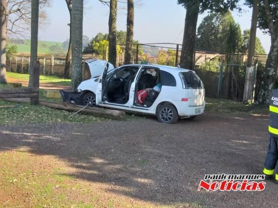 Homem se envolve em acidente, dispensa objeto e é preso pela PRF