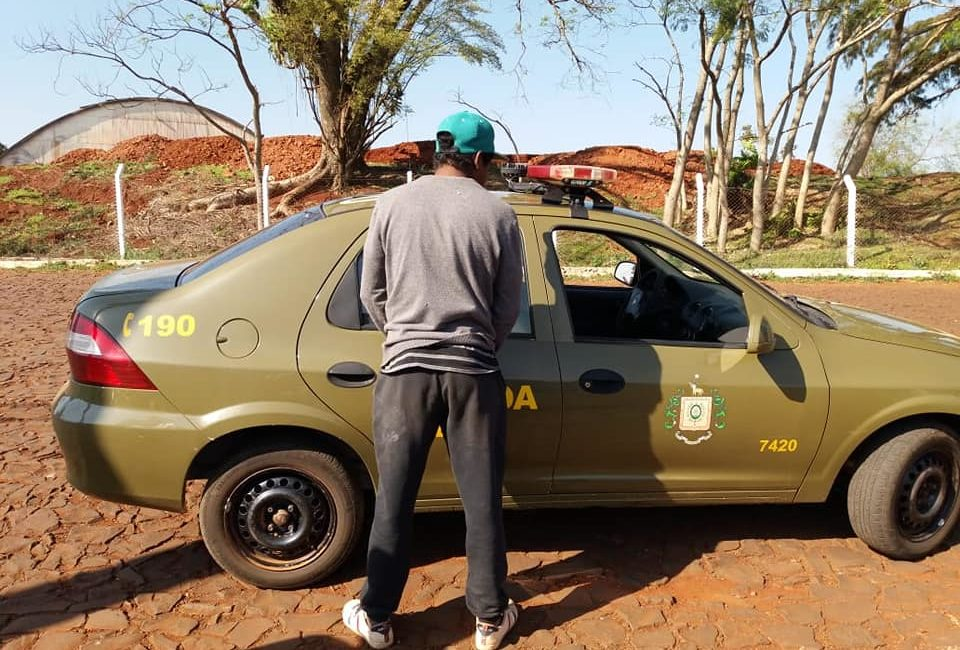 São Martinho: Brigada Militar apreende droga