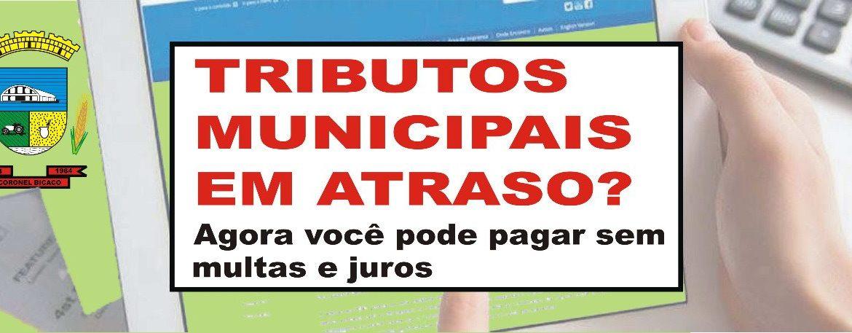 Coronel Bicaco: Município oferece condições especiais para quitação de Débitos Tributários