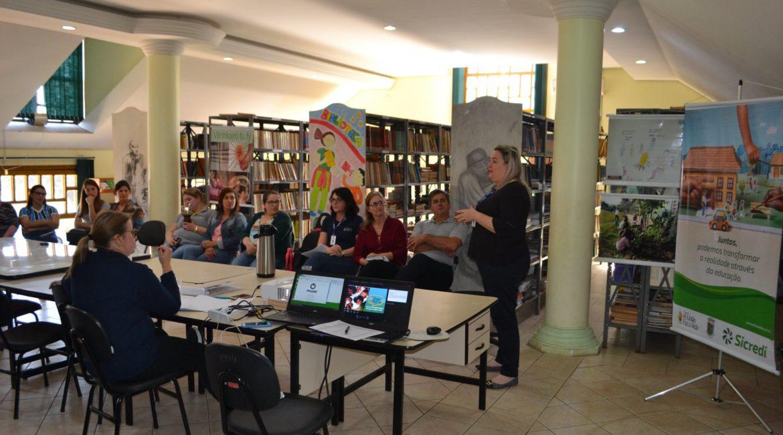 Sicredi Celeiro RS/SC realiza Comitê Gestor do Programa A União Faz a Vida