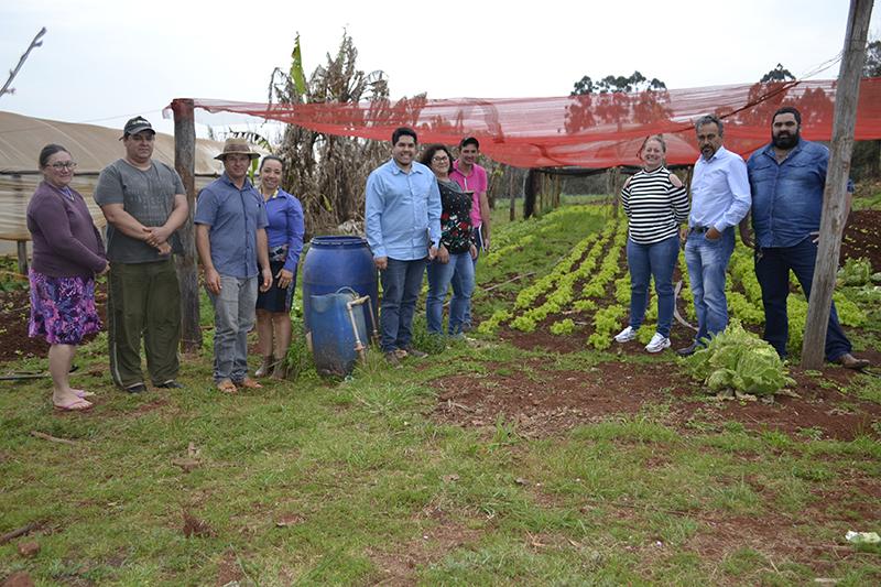 Agricultores familiares de Chiapetta buscam a certificação orgânica de produtos