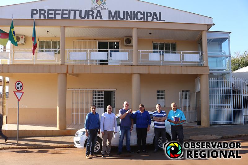 Braga: Administração Municipal cede em comodato veículo novo para Fazenda da Esperança