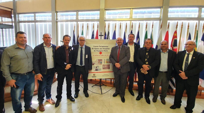 Redentora: Prefeito Nilson cumpre agenda em Porto Alegre