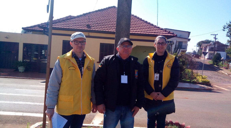 Chiapetta: Servidor realiza treinamento para Turma Volante Municipal