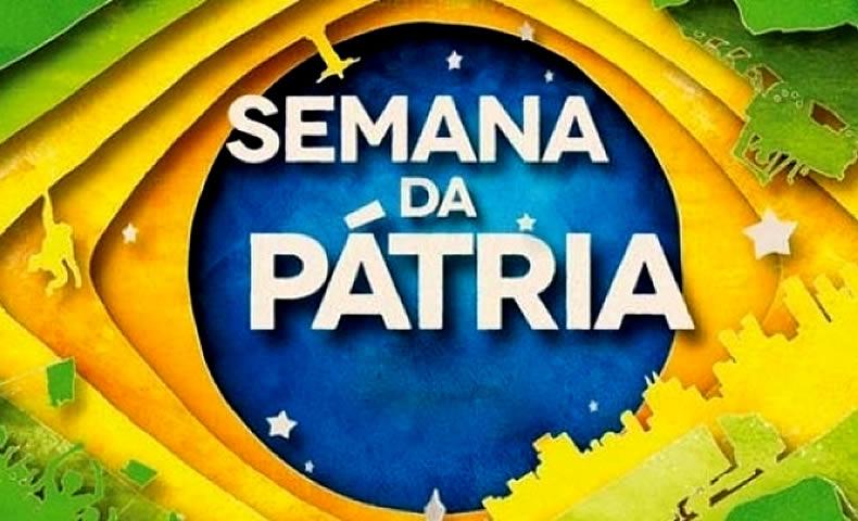 Definida a Programação da Semana da Pátria em Braga