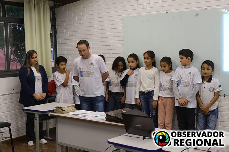 Projeto de Braga vai participar do Prêmio Nacional de Educação Fiscal