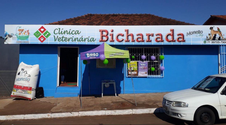 Miraguaí: Clínica Veterinária e Petshop Bicharada inaugurou no último sábado
