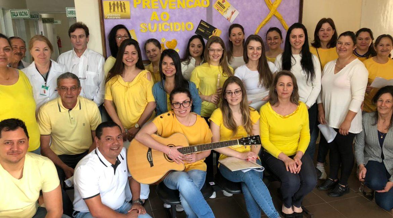Braga: Atividade de sensibilização é realizada na Secretaria de Saúde