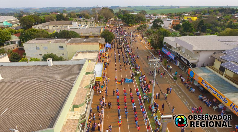 Cobertura Fotográfica: Desfile Cívico 2019 em Miraguaí