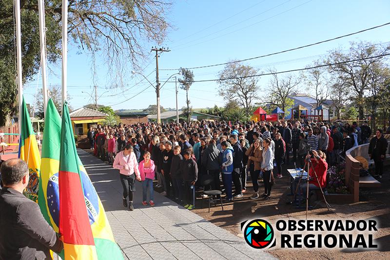 Semana da Pátria é aberta oficialmente em Miraguaí