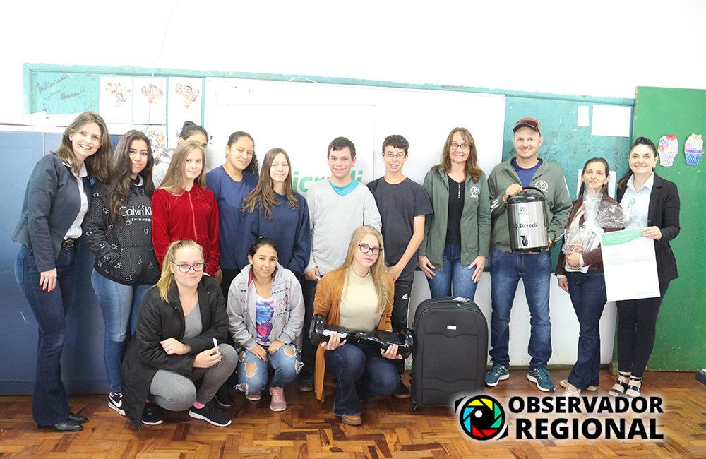 Sicredi Celeiro RS/SC divulga vencedores do Concurso Cultural em Braga