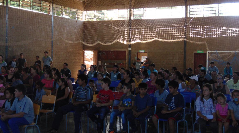 Redentora: Escola Assis Brasil realiza Homenagem à Família