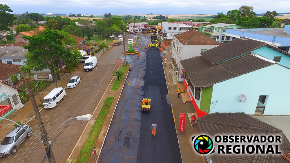 Redentora: Administração Municipal inicia grande obra de infraestrutura urbana