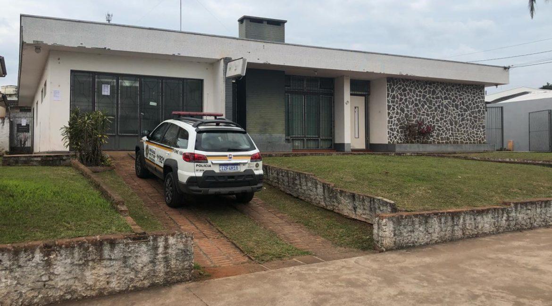 Homem é preso por tentativa de feminicídio em Santa Bárbara do Sul