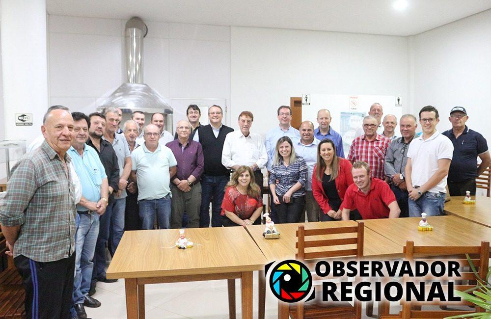 Campo Novo: Administração Municipal, proprietários da USI e produtores rurais se reúnem para tratar sobre a Usina de Etanol