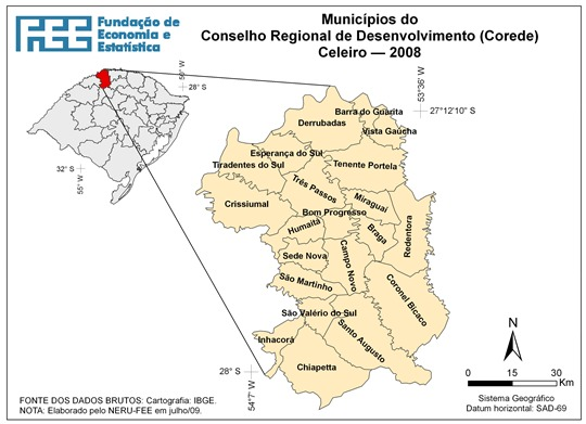 Região Celeiro irá receber somente R$ 10,1 milhões do Pré-Sal
