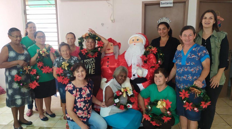 Braga: Grupo de mulheres realiza Oficina de Natal