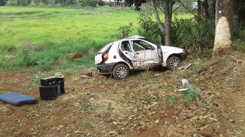 Acidente no interior de Seberi mata uma criança de 06 anos