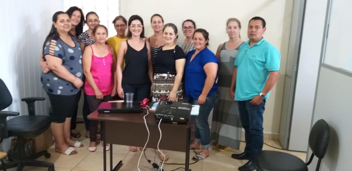 Braga: Equipe da Saúde realiza curso de atualização