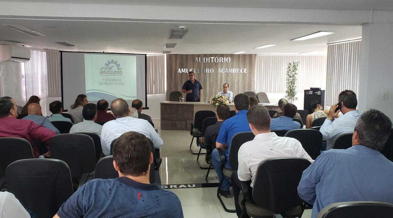Reajuste do Piso do Magistério foi tema principal da primeira Assembleia da Amuceleiro de 2020