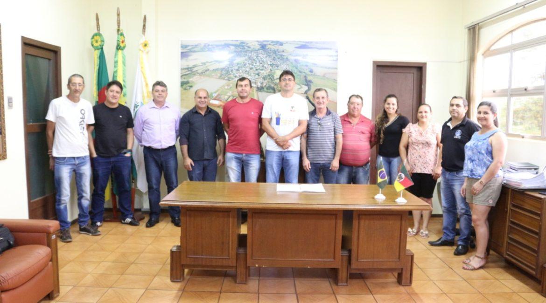 Coronel Bicaco: Prefeito Jurandir reassume o Executivo Municipal