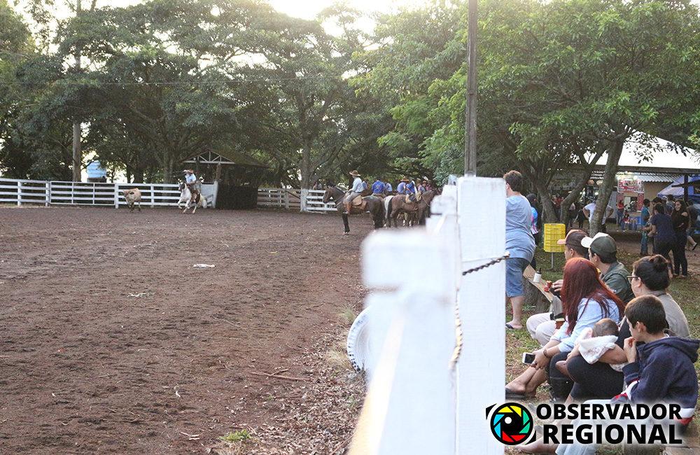 Taça Integração e talentos locais marcaram o primeiro dia do 41º Rodeio Crioulo de Coronel Bicaco