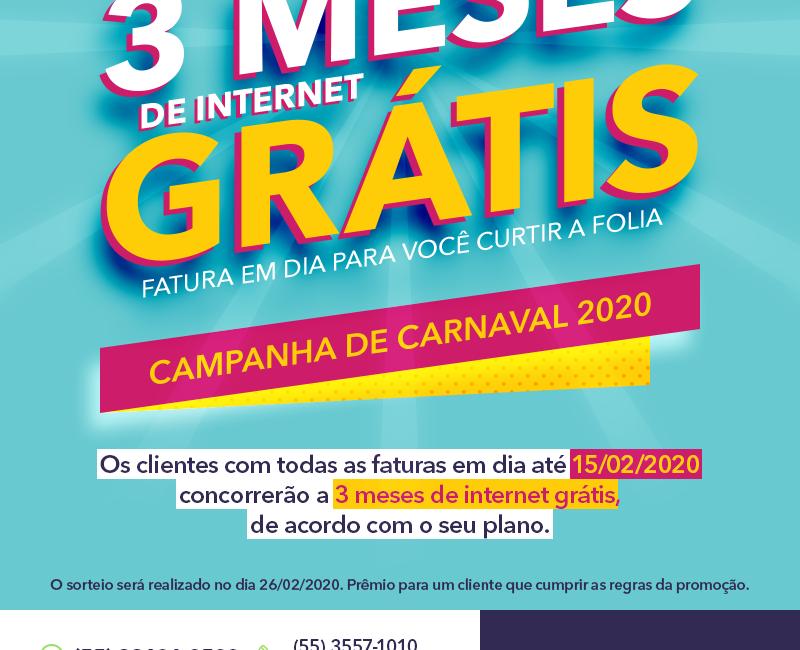 Sellnet Telecom divulga vencedora da Campanha de Carnaval