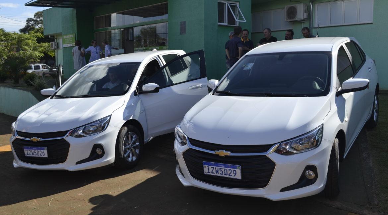 Chiapetta: Secretaria Municipal de Saúde recebe dois novos veículos