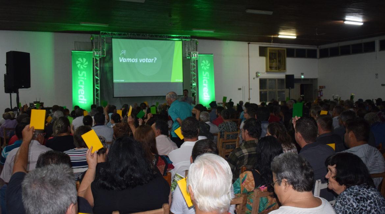 Sicredi Celeiro RS/SC realiza assembleia para divulgação dos resultados de 2019 em Campo Novo