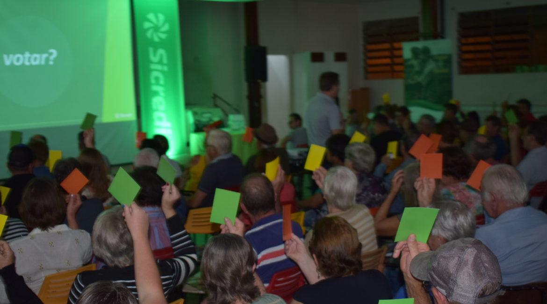 Sicredi Celeiro RS/SC realiza assembleia para divulgação dos resultados de 2019 em Esperança do Sul