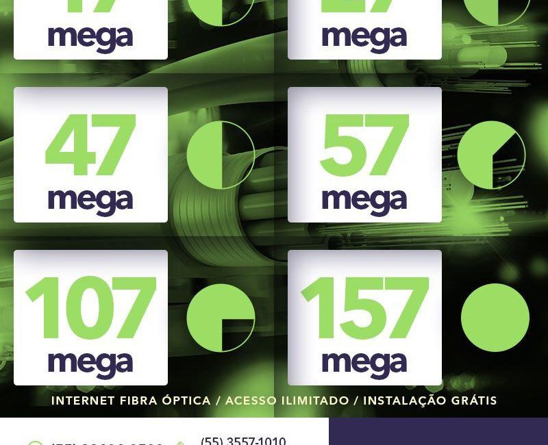 Internet de Fibra Óptica em Coronel Bicaco/RS é com a Sellnet Telecom!
