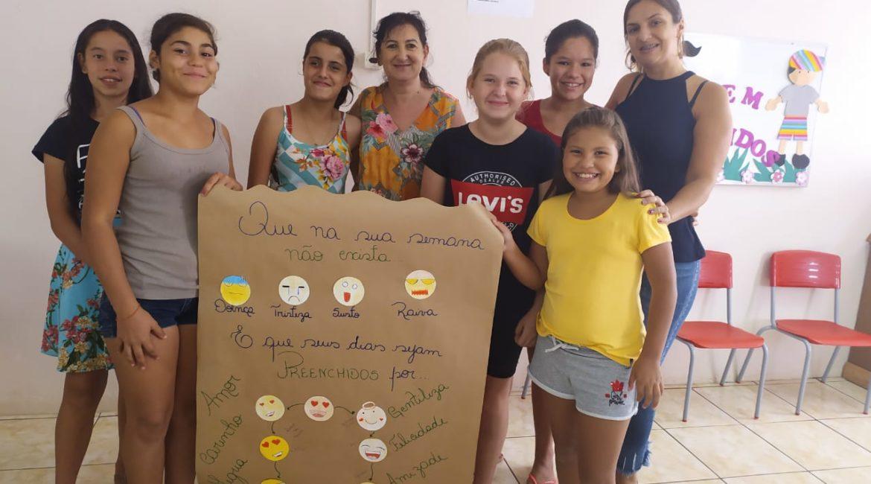 Braga: Grupo de Adolescentes do CRAS teve início ontem