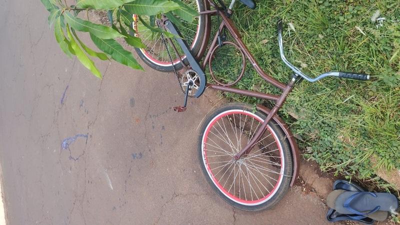 URGENTE: Ciclista vítima de acidente em Santo Augusto morre no HCI