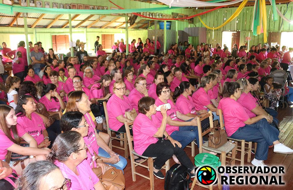 Miraguaí: Encontrão e Tormu reúne mulheres para momentos de lazer e descontração