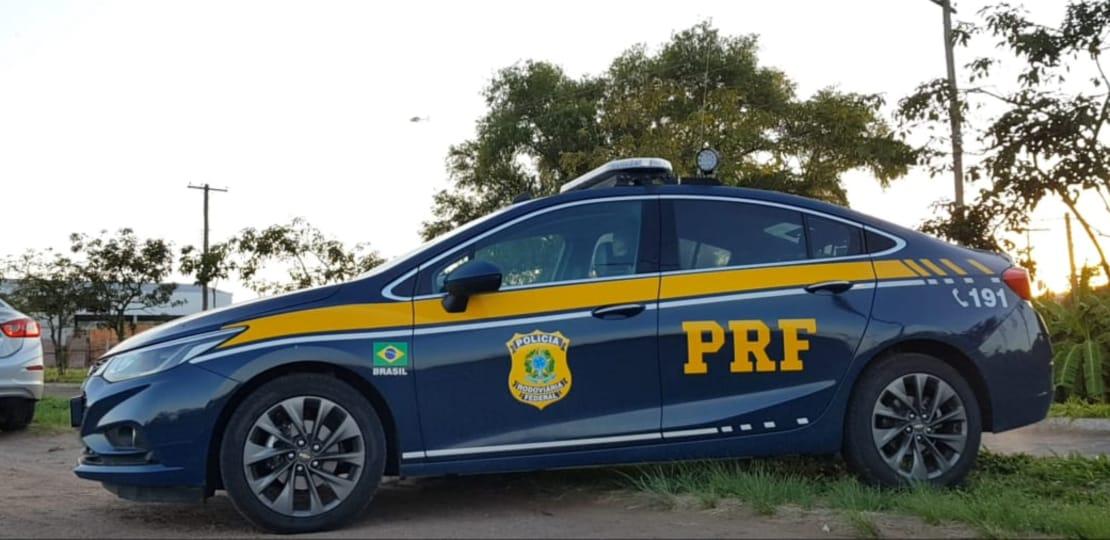 PRF prende foragido em Sarandi