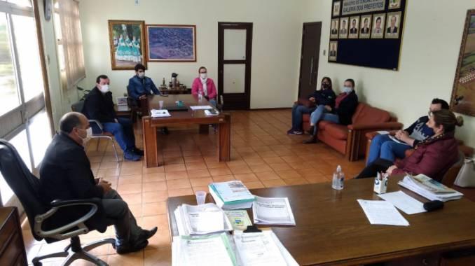 Enfrentamento a Covid-19: Prefeitura de Coronel Bicaco e Unijuí firmam parceria para pesquisa com a população
