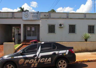 Coronel Bicaco: Acusado de homicídio no Bairro Faxinal se apresentou a Polícia Civil