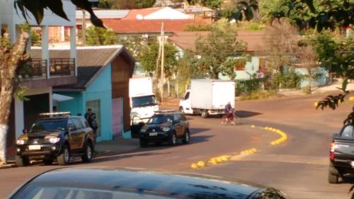 (Atualizada) Polícia Federal, Receita Federal e Brigada Militar deflagram operação em Crissiumal e outros municípios