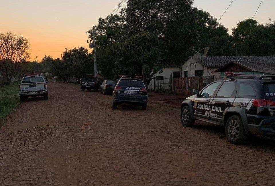 Sete pessoas presas neste sábado em operação da Polícia Civil e Brigada Militar